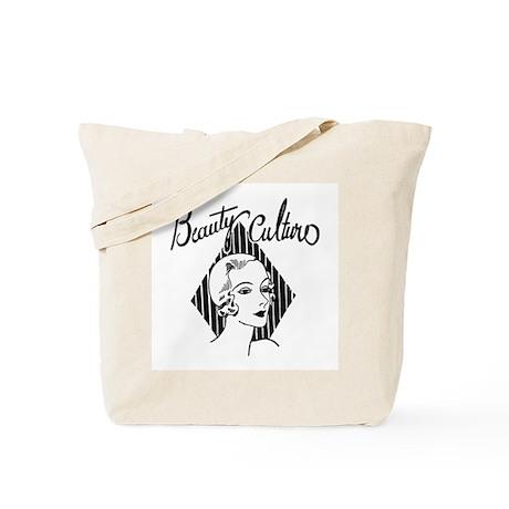 Art Deco Beauty Tote Bag