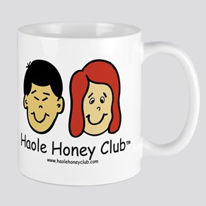 Haole Honey Club - Red Head Mug