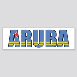 Aruba Sticker (Bumper)