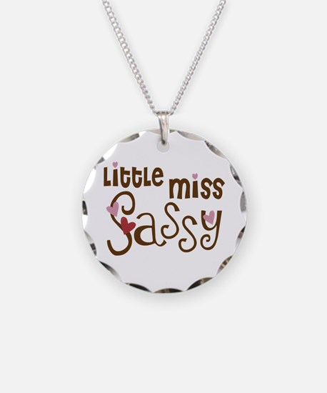Little Miss Sassy Necklace