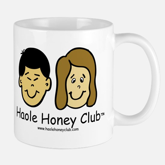 Haole Honey Club - Brunette Mug