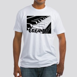 ORGANIST Fitted T-Shirt