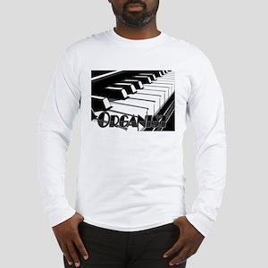 ORGANIST Long Sleeve T-Shirt