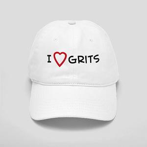 I Love Grits Cap