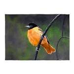 Baltimore Oriole 5'x7'Area Rug