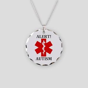 Autism Medical Alert Necklace