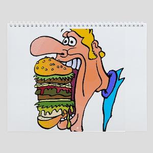 Food Wall Calendar