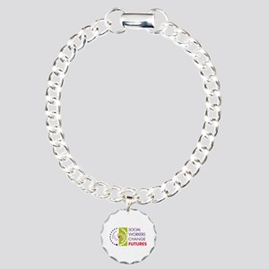SWChange Futures Charm Bracelet