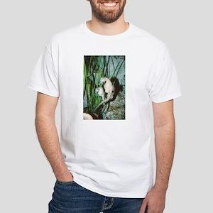 Sea horses White T-Shirt