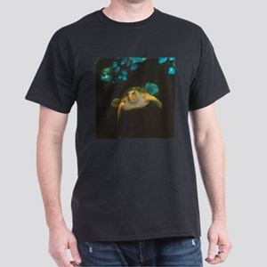 Sea Turtle Black T-Shirt