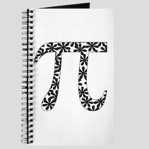 Floral Pi Journal