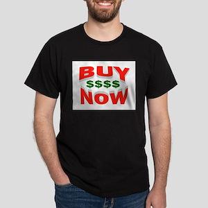 TIME TO BUY Dark T-Shirt