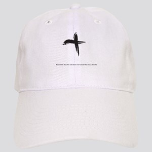 """Ash Wednesday"" Cap"