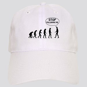 Stop Following Me Cap