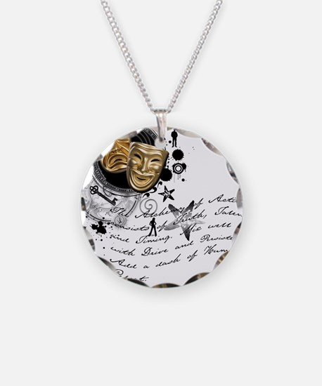 The Alchemy of Acting Necklace