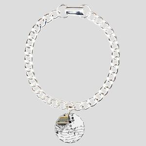 The Alchemy of Writing Charm Bracelet, One Charm
