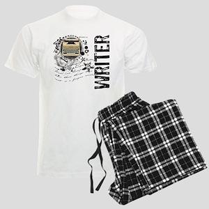 Writer Alchemy Men's Light Pajamas