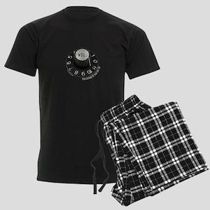 Turning to 11 Men's Dark Pajamas