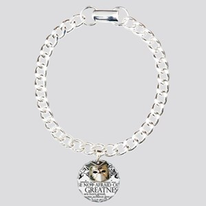 Twelfth Night 2 Charm Bracelet, One Charm