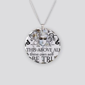 Hamlet III Necklace Circle Charm