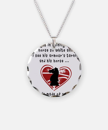 Knight in Shining Armour Necklace