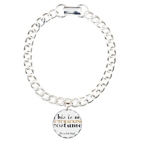 Nutcracking Charm Bracelet, One Charm