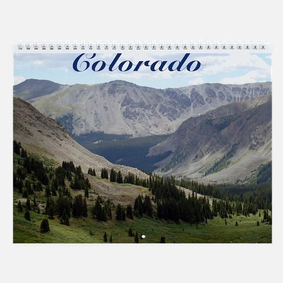 Colorado Wall Calendar