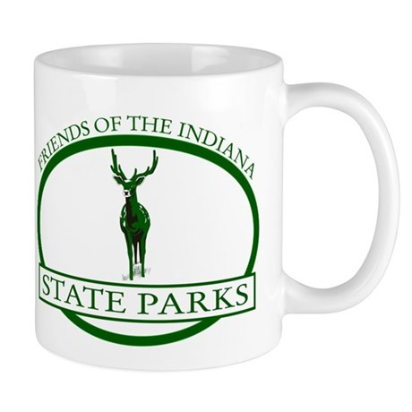 Friends of the Indiana State Mug