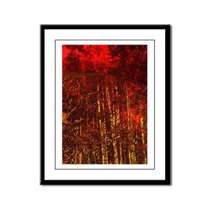 Mountains - Various Designs Framed Panel Print