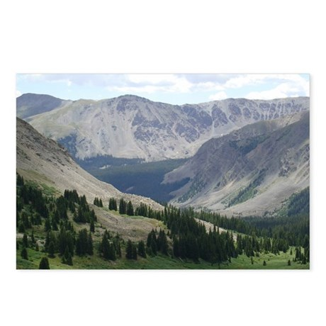 Colorado Scenic Mountain Postcards (Package of 8)