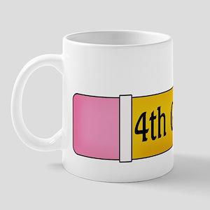 4th Grade Mug
