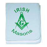 The Irish Masons S&C baby blanket