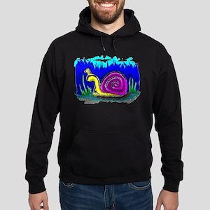 Snail Tail Hoodie (dark)