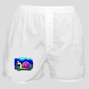 Snail Tail Boxer Shorts