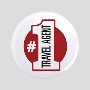 "#1 Travel Agent 3.5"" Button"