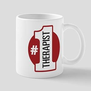 #1 Therapist Mug
