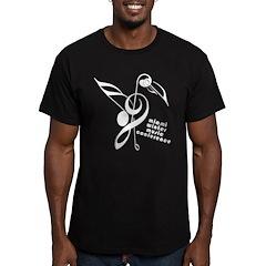 WMC Men's Fitted T-Shirt (dark)