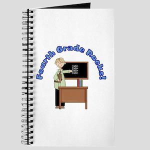 Present Teacher 4th Grade Journal