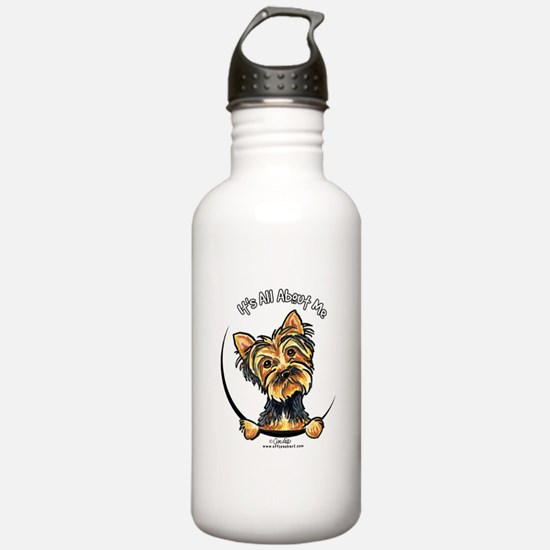 Yorkie IAAM Water Bottle