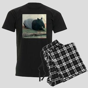 Helaine's Tapir Men's Dark Pajamas