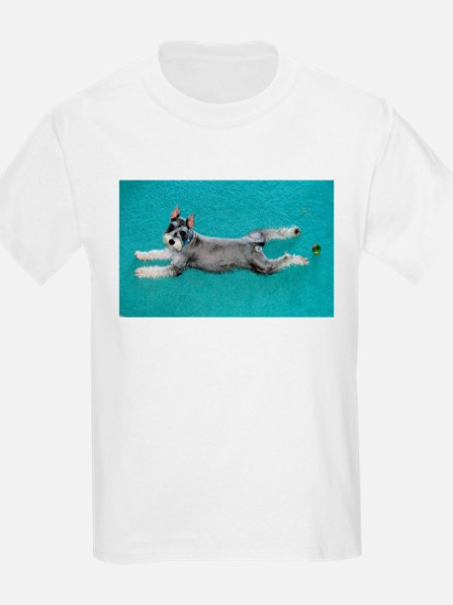 Puppy Yoga Kids T-Shirt