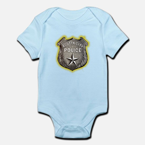 Austin City Police Infant Bodysuit