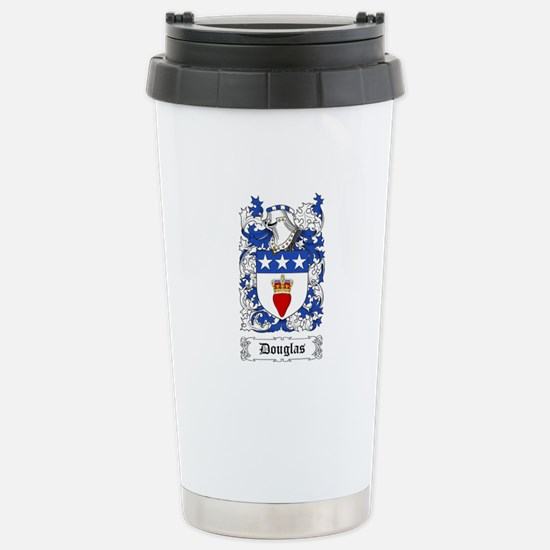 Douglas Stainless Steel Travel Mug
