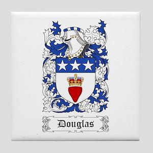 Douglas Tile Coaster