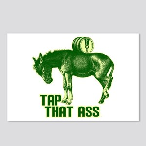Tap That Ass Postcards (Package of 8)