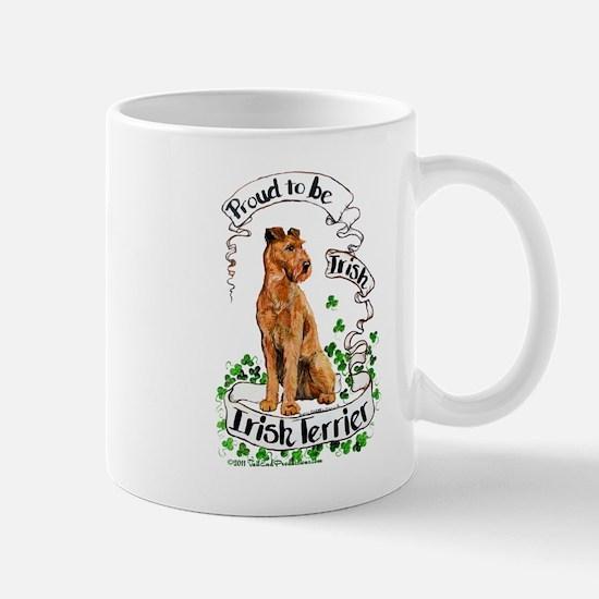 Proud Irish Terrier Mug