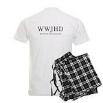 What Would James Herriot Do? Men's Light Pajamas