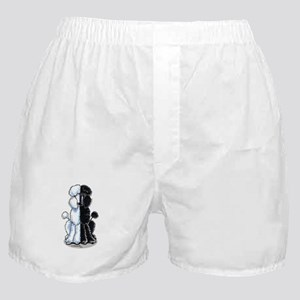 Double Standard Boxer Shorts