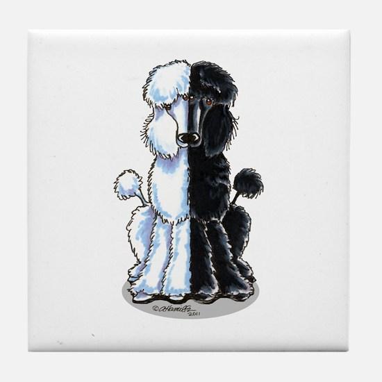 Double Standard Tile Coaster