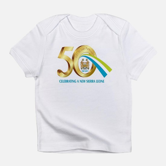 Cute 50th anniversary Infant T-Shirt